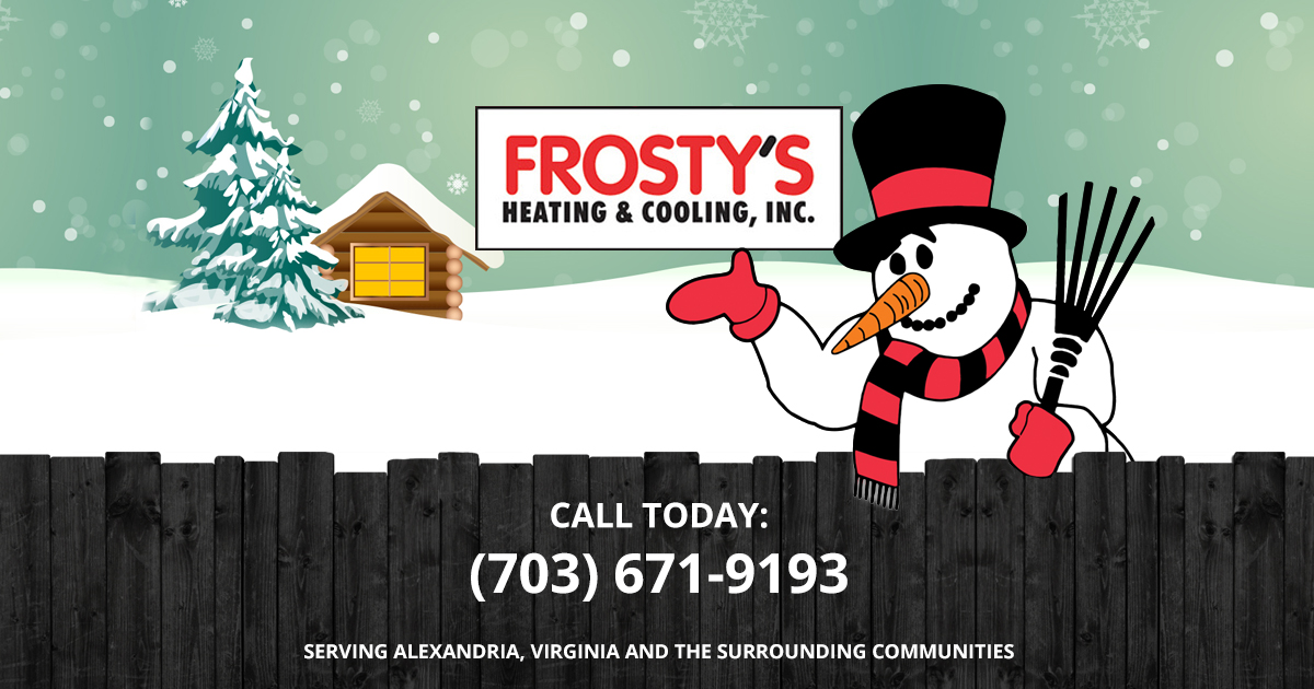 Ac Repair Alexandria Va Metro Dc Frosty S Heating And Cooling
