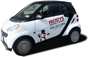 Frosty's Heating and Cooling, Inc. is in Alexandria VA for all your AC repair needs.
